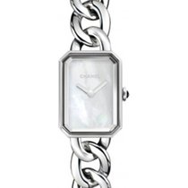 Chanel Première Steel 16mm Mother of pearl