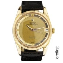 Universal Genève Polerouter 104503-1 1960 pre-owned