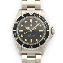 Rolex Steel Submariner Non-Comex Gas Escape Watch Ref. 5514
