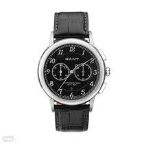Gant Chronograph 43mm new Black