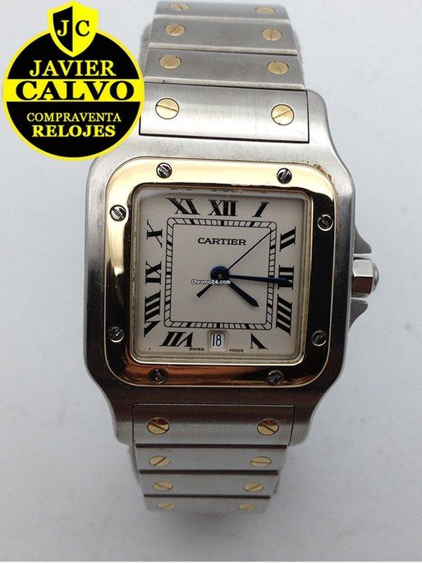 cb48c778a25 Relojes Cartier - Precios de todos los relojes Cartier en Chrono24
