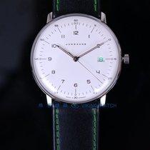 융한즈Bogner by Junghans,새 시계/미 사용,정품 박스 있음, 서류 원본 있음,38 mm,스틸