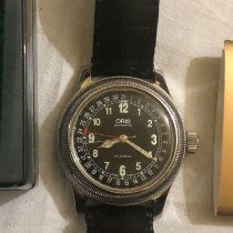 Oris 44mm Atomat 2001 folosit Big Crown Small Second Pointer Day