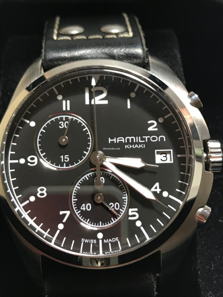 e9d16378bb24 Relojes Hamilton - Precios de todos los relojes Hamilton en Chrono24