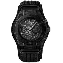 Hublot Big Bang Unico Cerámica 45mm Transparente Sin cifras