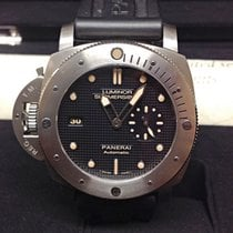 Panerai Special Editions Titanium 44mm Black No numerals United Kingdom, Wilmslow
