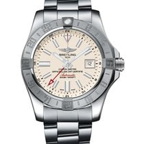 Breitling Avenger II GMT new 2019 Automatic Watch with original box and original papers A32390111G1A1