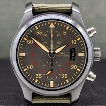 IWC Pilot Chronograph Top Gun Miramar 46mm Black Arabic numerals United States of America, Massachusetts, Boston