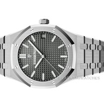 Audemars Piguet 15500ST.OO.1220ST.02 Zeljezo 2019 Royal Oak Selfwinding 41mm nov