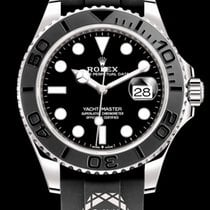 Rolex Yacht-Master 42 White gold 42mm Black United States of America, New York, NEW YORK