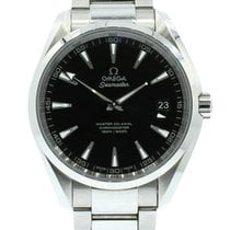 Omega Seamaster Aqua Terra Steel 42mm Black United States of America, California, West Hollywood