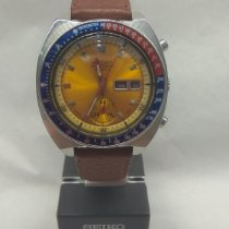 Seiko 6139-6002 Steel 1972 41.6mm pre-owned