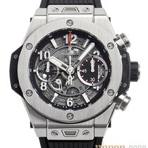 Hublot Big Bang Unico Titan 42mm Transparent Keine Ziffern Deutschland, Bietigheim-Bissingen