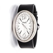 Piaget Limelight Witgoud 40mm Zilver