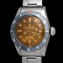 Rolex Submariner (No Date) Steel 38mm Brown United States of America, Florida, Miami