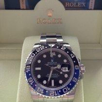 ロレックス (Rolex) GMT Master II Edelstahl Ref. 116710 BLNR