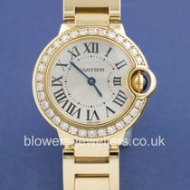 Cartier new Quartz Yellow gold