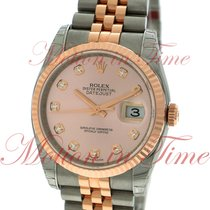 Rolex Datejust 116231 chdj pre-owned