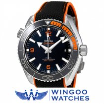 Omega - PLANET OCEAN 600M CO-AXIAL MASTER CHRONOMETER NEW Ref....