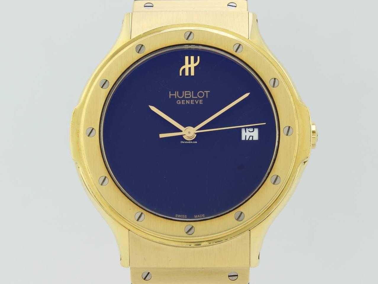 b28c38b5d80 Comprar relógios Hublot Ouro amarelo