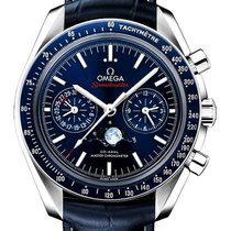 Omega Speedmaster Professional Moonwatch Moonphase nuevo 44.25mm Acero
