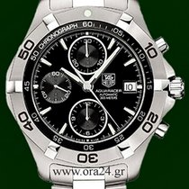 TAG Heuer Aquaracer 41mm Automatic Chronograph Box&Papers
