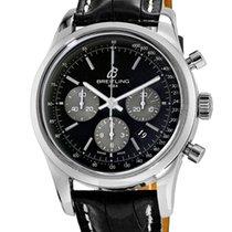 Breitling Transocean Men's Watch AB015212/BA99-760P