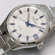 Zenith Chronometer 40.40mm Automatik 2013 gebraucht Silber