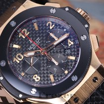 Hublot Big Bang 44 mm Chronograph Gold & Ceramic