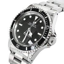 Rolex Submariner Black No Date