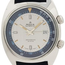 Milus Steel 42mm Automatic 30156 pre-owned