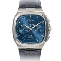 Glashütte Original new Automatic Power Reserve Display 40mm Steel Sapphire crystal