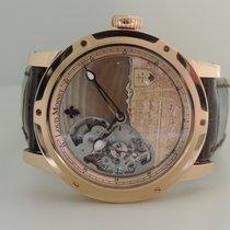 Louis Moinet Metropolis Красное золото 43.2mm