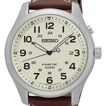 Seiko Kinetic SKA723P1 new
