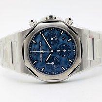 Girard Perregaux Laureato Steel 42mm Blue No numerals