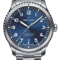 Breitling Navitimer 8 A17314101C1A1 Новые Сталь 41mm Автоподзавод