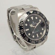 Rolex GMT-Master II Mens Ceramic 40mm Steel Watch