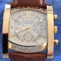 Bulgari Yellow gold Automatic pre-owned Assioma
