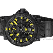 Ulysse Nardin Diver Black Sea Steel 45.8mm Black No numerals United States of America, Florida, Aventura
