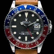 Rolex 1675 Stahl GMT-Master 40mm