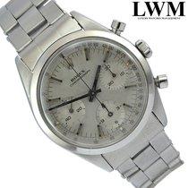 Rolex Chronograph 6238 Pre Daytona dark gray dial Full Set 1964's