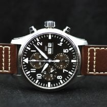 IWC Pilot Chronograph new 43mm Steel