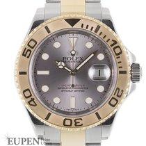 Rolex 16623 Gold/Stahl Yacht-Master 40 40mm