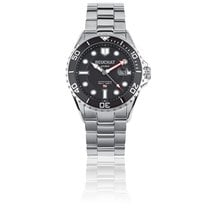 Beuchat Steel 45mm Automatic new