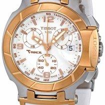 Tissot Reloj de dama T-Race 36,65mm Cuarzo nuevo Reloj con estuche y documentos originales
