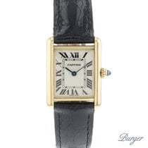 Cartier Tank Louis de Cartier 18 K Yellow Gold