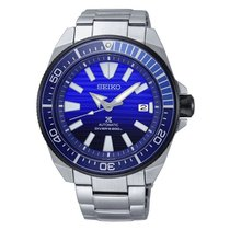 Seiko Steel 43.8mm Automatic SRPC93K1 new