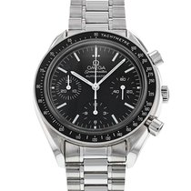 Omega Speedmaster Reduced pre-owned 35.5mm Steel
