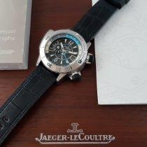 Jaeger-LeCoultre Master Compressor Diving Pro Geographic nuevo 2014 Automático Reloj con estuche y documentos originales Q185T470
