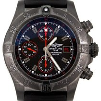 Breitling Avenger Skyland Steel 45mm Black United States of America, Illinois, BUFFALO GROVE